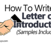 How To Write an Introduction Letter (Samples Included)